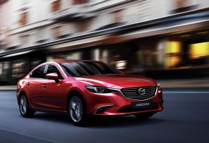 2015 Mazda6 facelift revealed