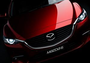 2015 Mazda6 Tourer