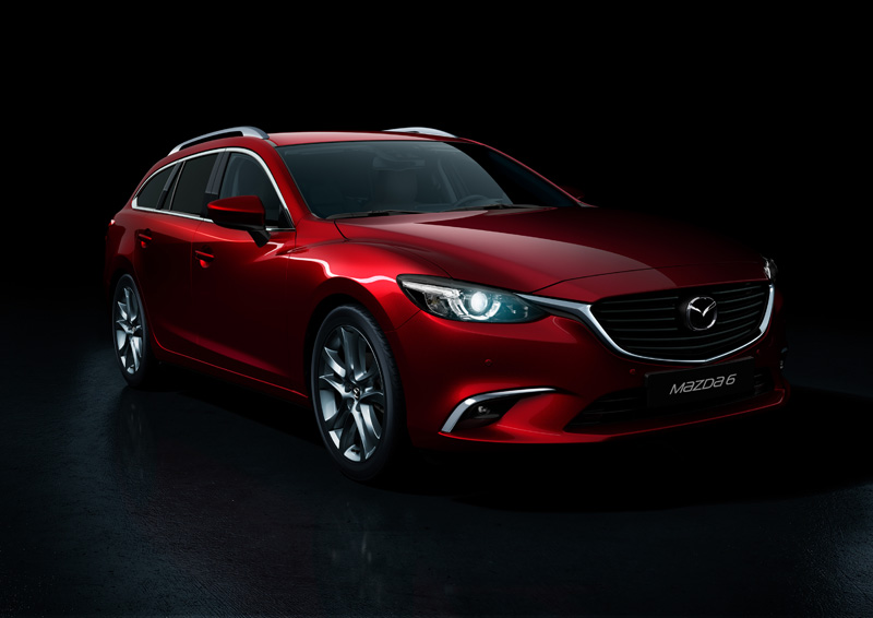 2015 mazda6 facelift revealed news testdriven. Black Bedroom Furniture Sets. Home Design Ideas