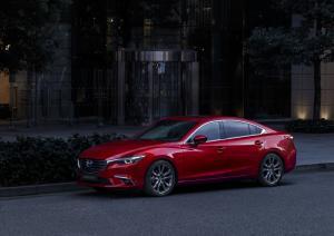 2017 Mazda6 Saloon