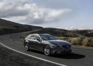 Revised 2017 Mazda6 arriving this autumn