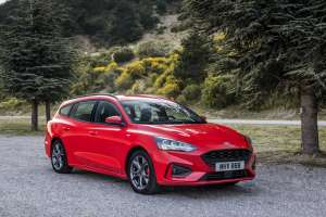 Ford Focus ST-Line Estate