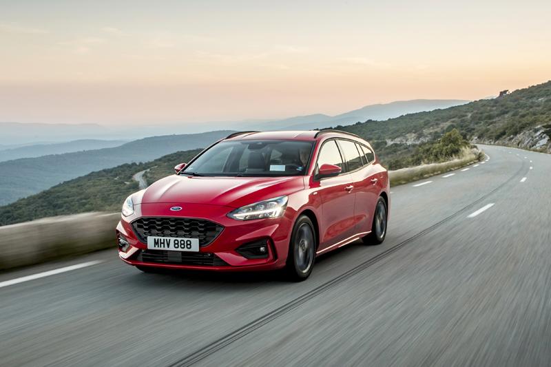 2019 Ford Focus Estate St Line Uk Review Testdriven