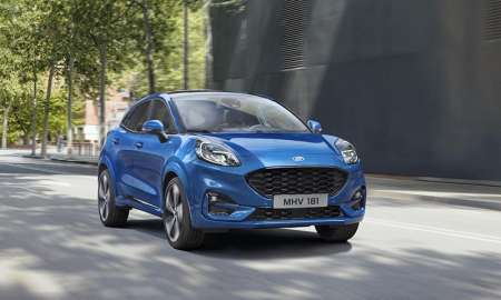 New Ford Puma order books open now, priced from £20,845
