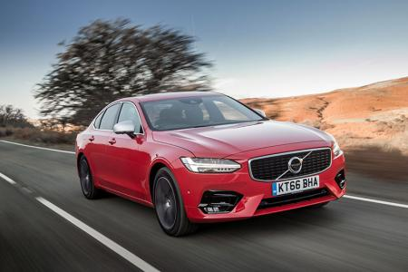 Volvo S90 R-Design Review