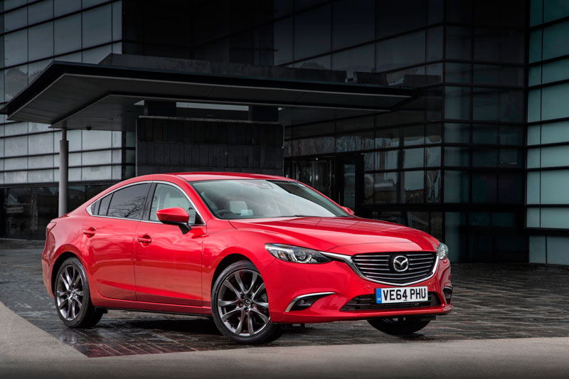 mazda image review new large car autotrader reviews featured