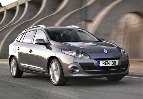 New Renault Megane Sport Tourer on sale now
