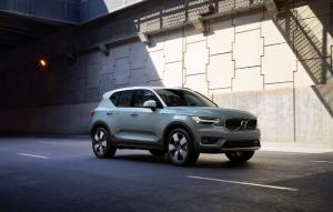 New Volvo XC40 on sale now priced from £27,905