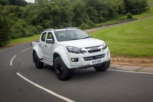 Isuzu D-Max Arctic Trucks AT35 Review