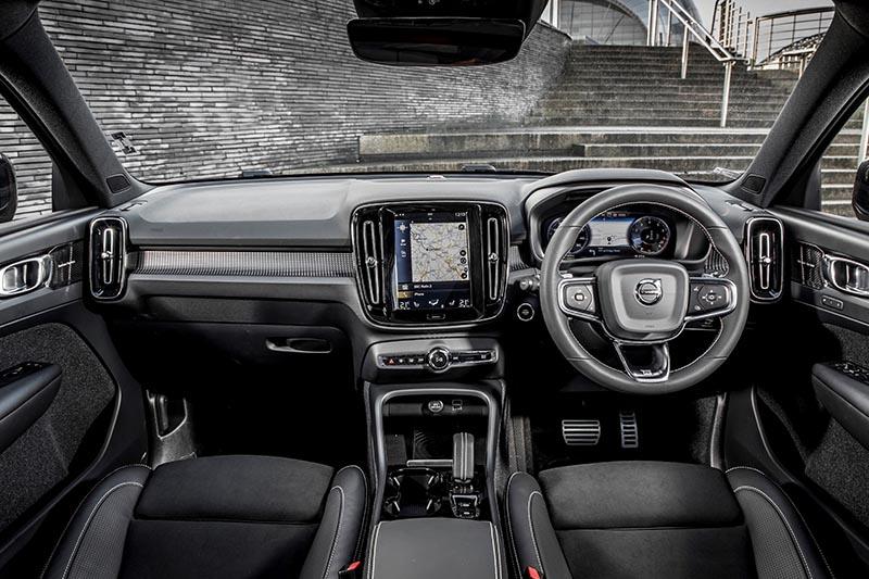 Volvo Xc40 Review Testdriven