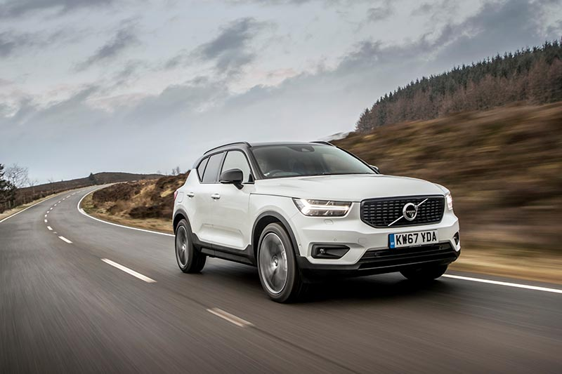 Volvo XC40 Review | TestDriven