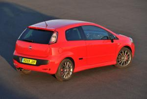 New Fiat Punto Evo UK specifications and prices announced
