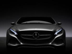 The Mercedes-Benz F 800 Style research vehicle