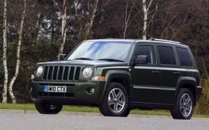 Revisions for the 2010 Jeep Patriot range