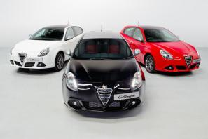 Alfa Romeo Giulietta Collezione special editions announced