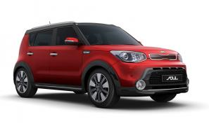 2014 Kia Soul to show European spec at Frankfurt