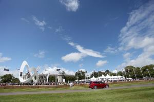 2013 Goodwood Festival of Speed dates revised, now 11-14 July