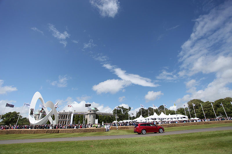 2013 Goodwood Festival of Speed dates revised