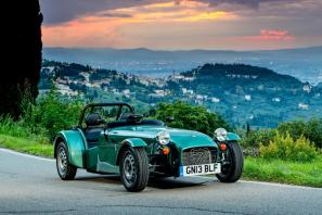 Caterham Seven 160 available to order now, priced from £14,995