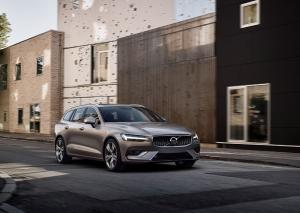 New 2018 Volvo V60 revealed