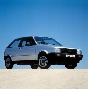 80s: SEAT Ibiza