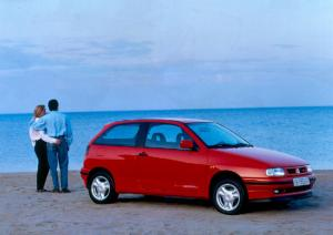 90s: SEAT Ibiza II GTI