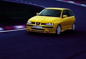 90s: SEAT Ibiza Cupra