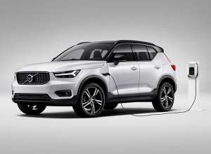 New plug-in hybrid Volvo XC40 T5 Twin Engine on sale now from £40,905