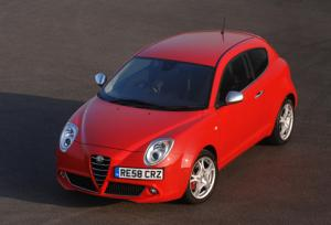 Alfa MiTo on sale tomorrow