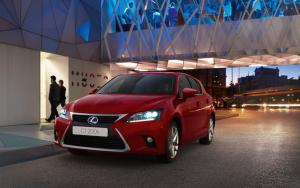 Lexus CT 200h prices reduced by up to £1,500