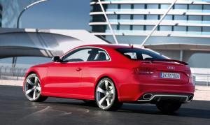 450 PS Audi RS 5 Coupe debuts at Geneva