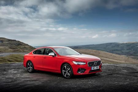 Volvo S90, V90 and XC90 gain T5 petrol engine option