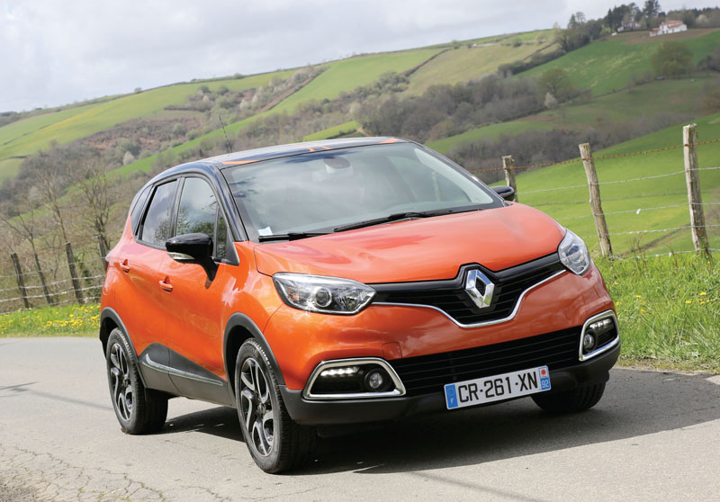 Renault Captur UK pricing and specification confirmed