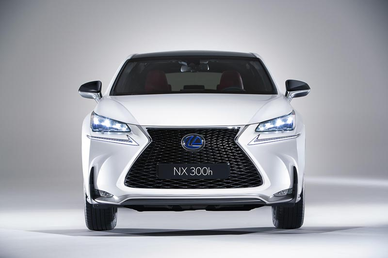 Lexus NX to be priced from £29,495