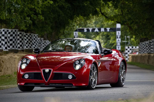 Record number new cars set to debut at Goodwood and the Moving Motor Show