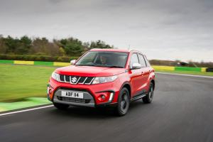 Suzuki Vitara S Boosterjet Review