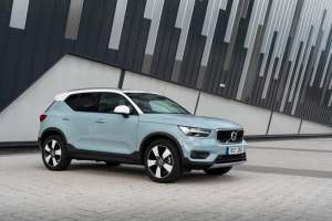 Volvo XC40 T3 Review