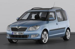 Skoda Roomster face-lift