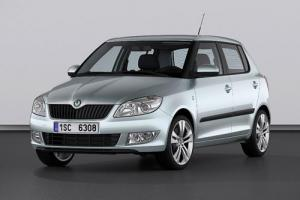 Skoda Fabia and Roomster receive a new look