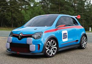 Renault Twin'Run concept unveiled