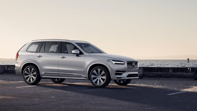 Volvo XC90 refreshed, gains new B5, B6 mild-hybrid engines | TestDriven