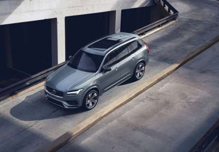 Volvo XC90 refreshed, gains new B5, B6 mild-hybrid engines