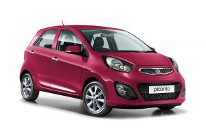 Kia Picanto now available in 'Fuchsia Blush'
