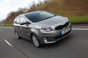 New Kia Carens on sale 1st May 2013 priced from £17,895