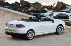 Renault Megane Coupe-Cabriolet to be priced from £21,595