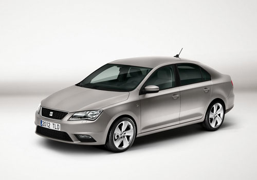 New Seat Toledo first official photos released