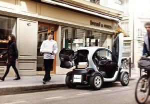 Renault Twizy Cargo unveiled