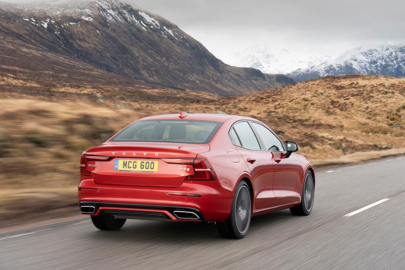 2020 Volvo S60 Review Uk Testdriven