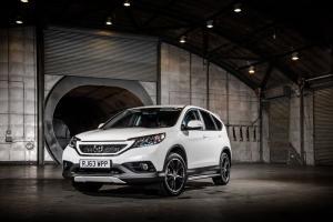 Honda CR-V White Edition