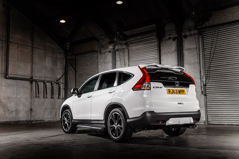 Ford Focus Rims >> Honda CR-V White Edition Review | Reviews | TestDriven